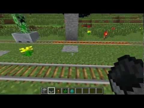 Locuras en Minecraft!-Mini experimentos!!