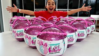 LOL Pearl Surprise Toys Presents For My Fans | Toys AndMe
