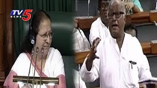 Lok Sabha : Prof Saugata Roy Speech About TDP's 'No Confidence Motion'