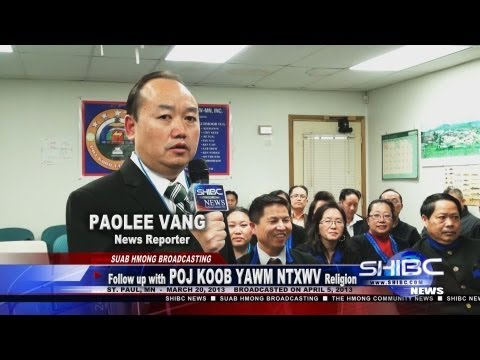 Suab Hmong News: Follow up with Poj Koob Yawm Ntxwv to get critical questions answer