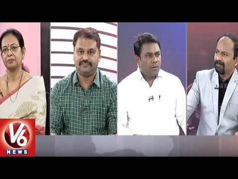 Special Debate On Dharna Chowk Shifting | Good Morning Telangana | V6 News
