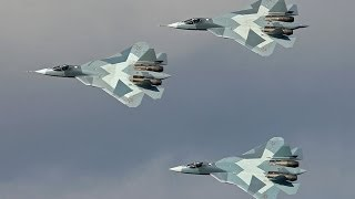 New Russian Fifth-Generation Stealth Fighter Sukhoi PAK FA T-50 Novo Caça Stealth de Quinta Geração