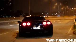 Chevrolet Corvette Z06 Exhaust Loud Sound + Acceleration