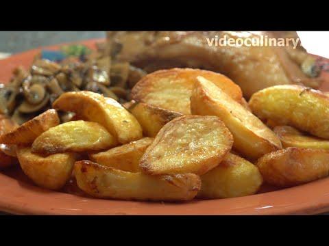 Запечённый картофель - Рецепт Бабушки Эммы