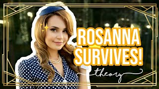 ROSANNA SURVIVES !? [with proof] - Escape The Night Season 4