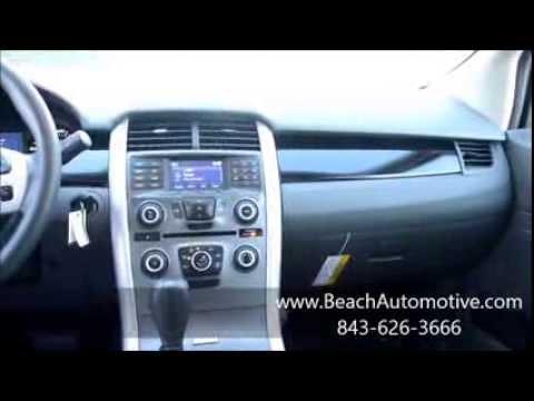 Automotive New F6435 2014 Ford Edge SE Myrtle Beach