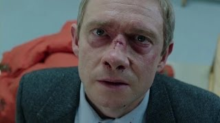 Fargo TV Series Official Story Trailer [HD] 2014 -Billy Bob Thornton,Martin Freeman,Tom Musgrave-