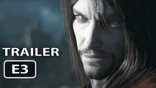 Castlevania Lords of Shadows 2 Trailer (E3 2012)