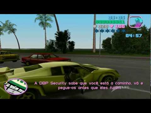 """Detonado GTA:Vice City """"Um segurança pior que o outro"""" (21)"""