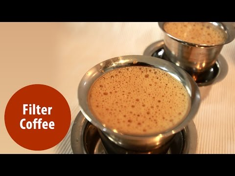 Filter Coffee   Easy Making Tips Video   Manorama Online