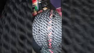 Braid twisty