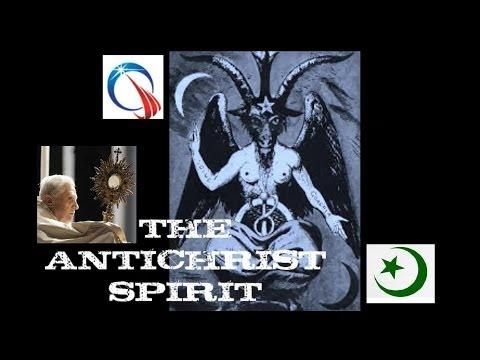 America Aborted / Birth Of Antichrist: Obama, Islam, Nazis & Catholics