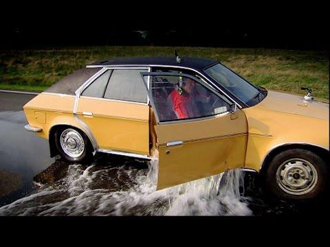 WET & WILD! British Leyland Challenge Highlights – Top Gear – Series 10 – BBC