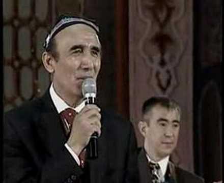 SHERALI JURAEV - Birinchi Muhabbatim 3