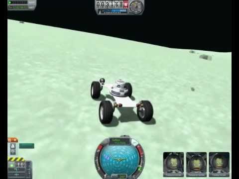 Messing Around in Kerbal Space Program 2