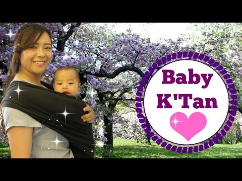 BABY K'TAN HOW TO & REVIEW   IS IT WORTH IT?   Angie Lowis