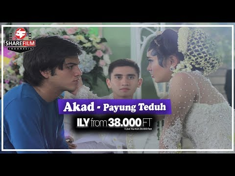 Akad - Payung Teduh | ILY FROM 38000 FT (cover by alghufron)