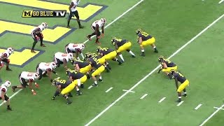 2015 Michigan vs. Oregon State Highlights
