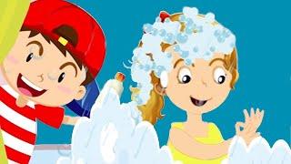 Bath Song - Nursery Rhymes & Kids Songs - Nursery Rhymes & Baby Songs from NBD Media TV