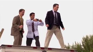 the office ytp Parkour
