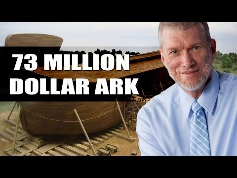 Ken Ham's $73 MILLION Ark