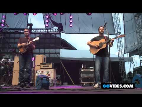 "Yonder Mountain String Band Performs ""My Gal"" at Gathering of the Vibes Music Festival 2012"