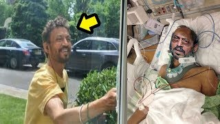 Irfan Khan's LATEST Unrecognizable SHOCKING Condition Inside Hospital In London Will Make You SAD