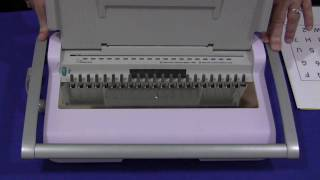 Binding Machine (One)