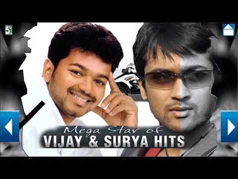 Vijay & Surya Mega Star Super Hit Audio Jukebox