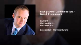 Watch Carl Orff Carmina Burana 5 Ecce Gratum video
