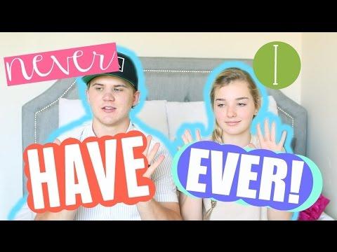 NEVER HAVE I EVER WITH PARKER! | Avrey Ovard