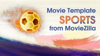 Movie Template Sports | Template Store 2017
