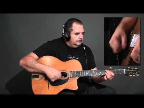 Hono Winterstein - Gypsy Jazz Rhythm - Swing Gitan (Lessons Excerpt)