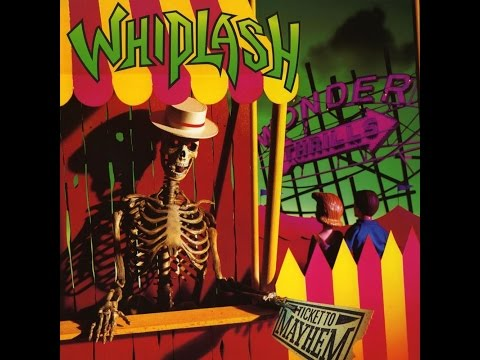 Whiplash - Respect The Dead