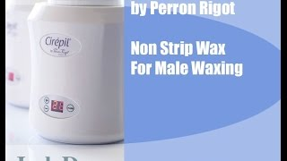 Jack Dunn Waxing School - Cirepil Homme Non Strip Wax by Perron Rigot