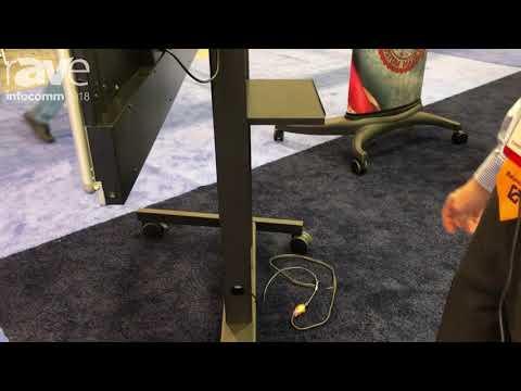 InfoComm 2018: BalanceBox Presents BalanceBox 400 Mounting Solution for Interactive Displays