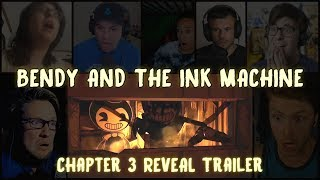 """BatIM: Chapter 3 - Reveal Trailer"" By theMeatly (Reaction Mashup)"