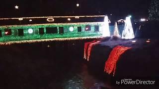 ABC Christmas light fight WINNER Clifton Mill