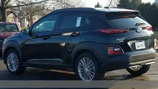 New 2018 Hyundai Kona Aurora IL Chicago, IL #H14133