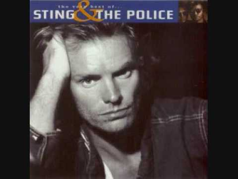 Sting - Walking on The Moon