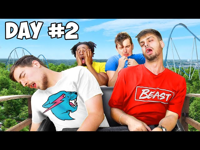 Last To Leave Roller Coaster Wins $20,000 - Challenge thumbnail