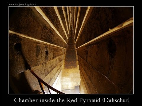 Red Pyramid Of Egypt: Acoustic Resonance Testing