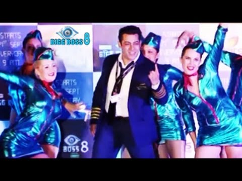 Salman Khan INAUGURATES Bigg Boss Season 8 | Press Conference & REVELATION