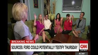 CNN's All-Female Panel Goes Five For Five In Support Of... Kavanaugh  from John Ward