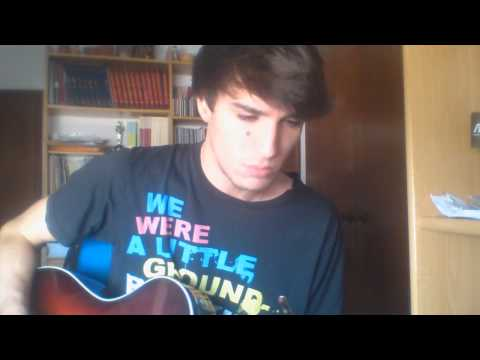You Belong To Me - Jason Wade ~ Cover By Arnau Salisi video