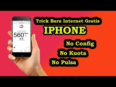 Hot!!! Trick Baru Iphone internet gratis tested[100% work]