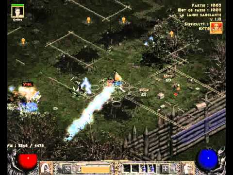 Misc Computer Games - Diablo1 City