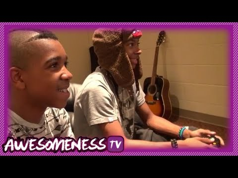 Mindless Takeover - Mindless Behavior plays NBA 2K12 with DJ Big Deal - Mindless Takeover Ep. 17 Music Videos