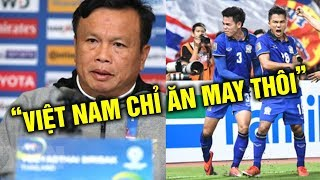 Đối Đầu Với Việt Nam Ở King's Cup, HLV Thái Lan Nói Một Câu Mà Cả Đông Nam Á Bật Cười