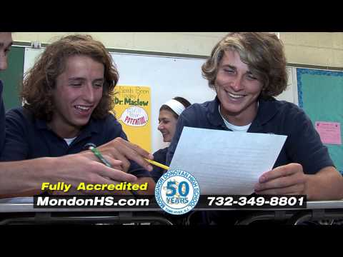 Monsignor Donovan High School in Toms River NJ - TV Commercial